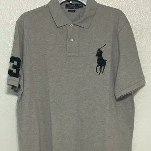 POLO RALPH LAUREN Men's Classic Fit BIG PONY 140